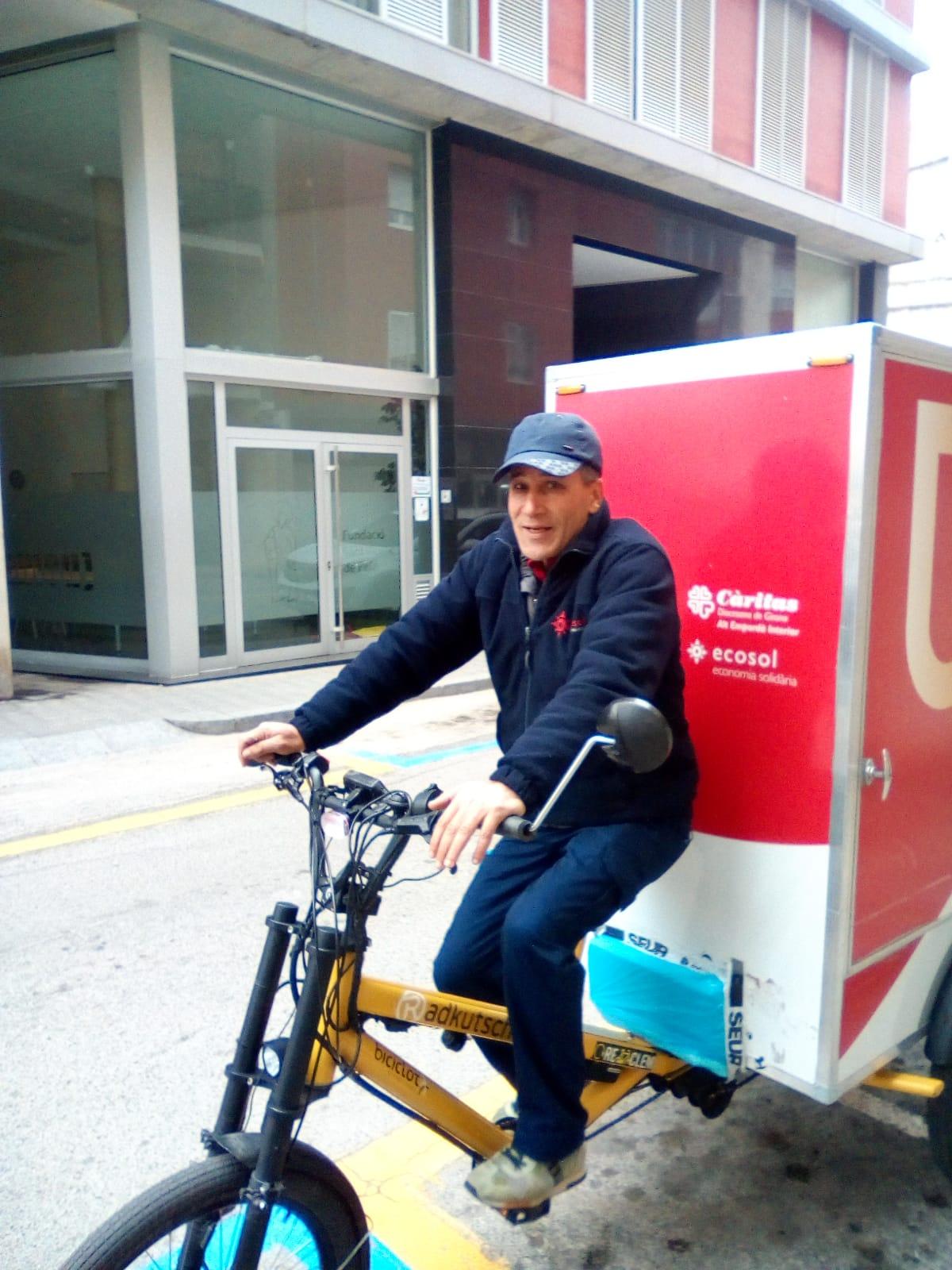 Ecosol insereix 10 persones per als seus programes de mobilitat sostenible