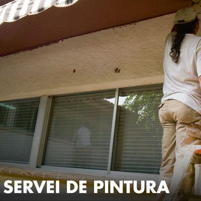 Servei de pintura