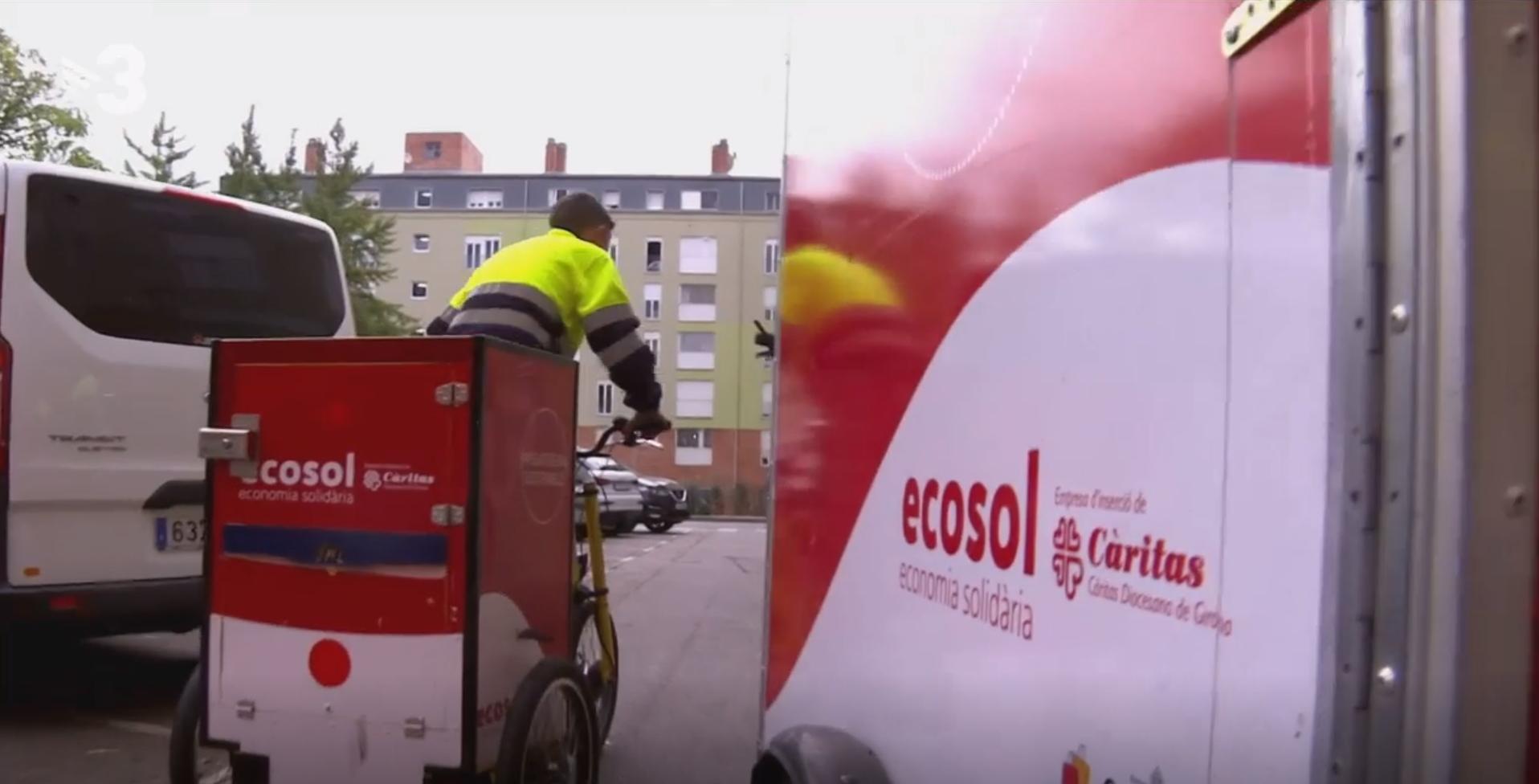 Ecosol participa en un projecte de reducció d'emissions de gasos d'efecte hivernacle
