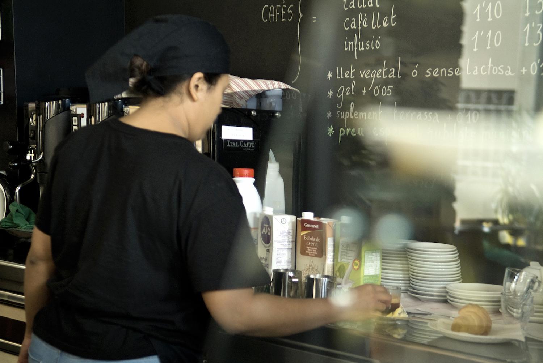 Cafeteria El Coro - inserció laboral