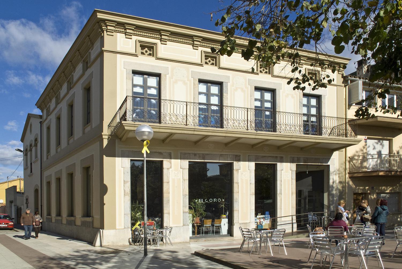 Cafeteria El Coro - vista exterior